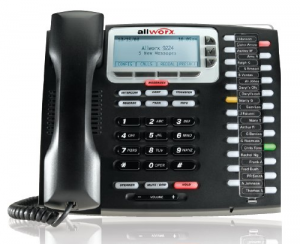 voip phone system - Allworks 9224