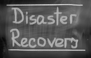 disaster recovery in a system downtime