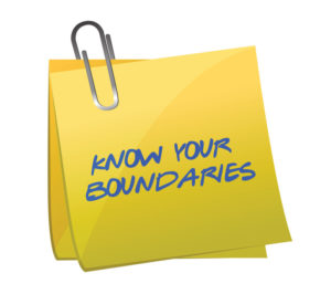 boundaries in the workplace