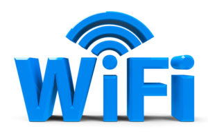 Wi-fi password retrieval