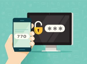 Have a Backup for Two-Factor Authentication 1